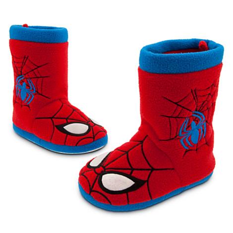 File:Spider-Man Deluxe Slippers for Boys.jpg