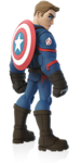 Captain America DI Render
