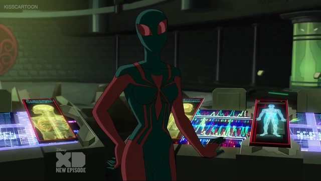 File:Ultimate Spiderwoman.png