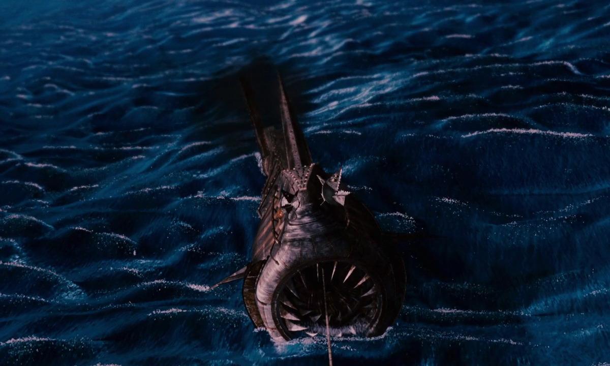 Resultado de imagen para james and the giant peach shark