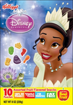 Tiana fruit snacks