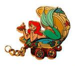 DLRP - Train Series - (Ariel & Sebastian)