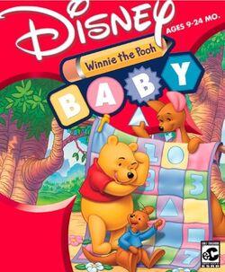 Disney s winnie the pooh baby - pc 1