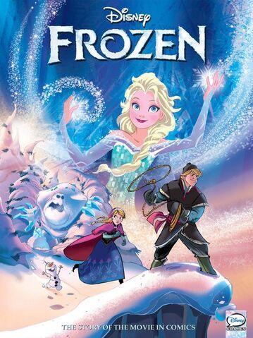 File:Frozen Graphic Novel Cover.jpg