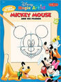 Magic artist book