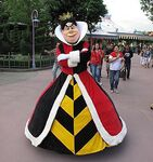 Queen of Hearts HKDL