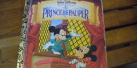 The Prince and the Pauper (Little Golden Book)