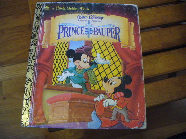 File:The prince and the pauper little golden book.JPG