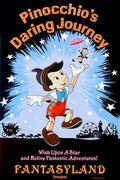 Disneyland Pinocchio Poster