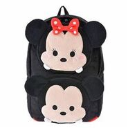 Mickey and Minnie Tsum Tsum Backpack