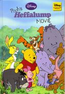 Pooh's heffalump movie wonderful world of reading hachette