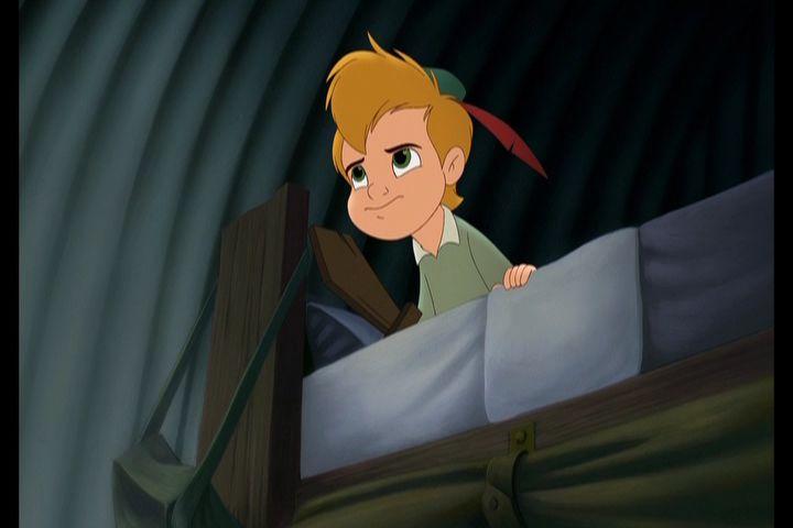 Peter Pan Michael
