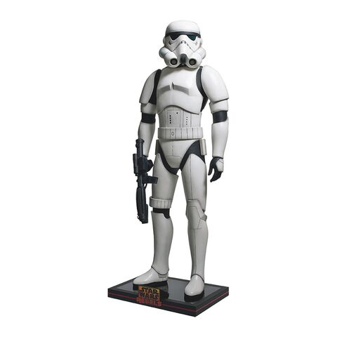 File:Star Wars Rebels Stormtrooper straight arms life size figure.jpg