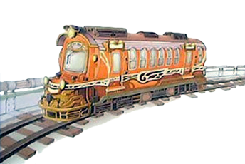 File:Twilight Town Train (Art).png