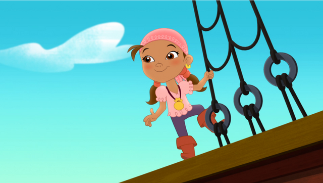 File:Izzy on the rigging.PNG