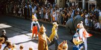 Pinocchio Costumes Through the Years