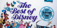 The Best of Disney Volume 1