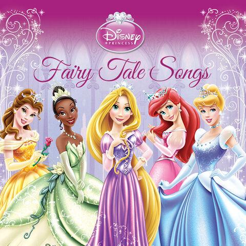 File:Disney Princess Fairy Tale Songs Soundtrack.jpg