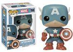 Funko Pop Amazon Exclusive Sepia Tone Captain America