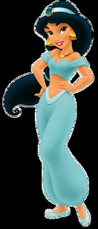 Jasmine Pose