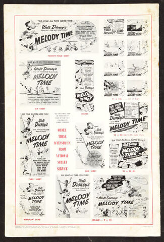 File:Melody time lobby cards.jpg
