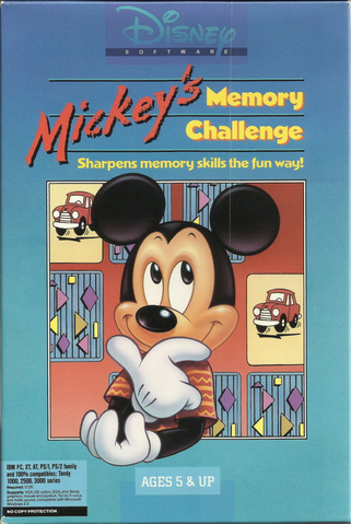 File:Mickey's memory challenge dos box artwork.png