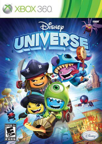 File:Disney Universe Xbox 360.jpg