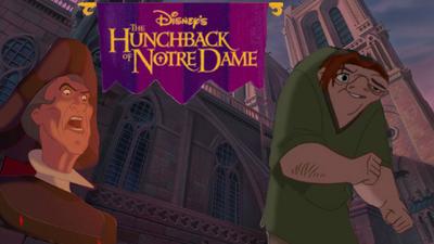 Hunchback Quasimodo Poster