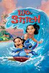 Lilo & Stitch Poster - Stitch, Lilo and Nani Surboard
