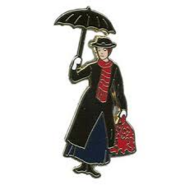 Mary pin