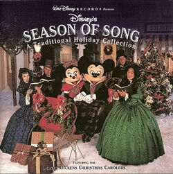Season of song traditional holiday collection