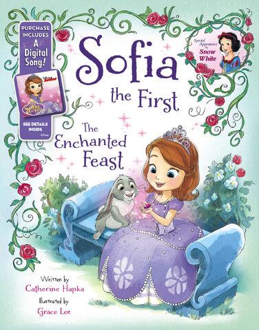 File:The Enchanted Feast Book.jpg