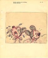 Disney's Mickey Mouse - The Nifty Nineties - Storyboard - 6