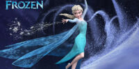 Elsa the Snow Queen/Gallery