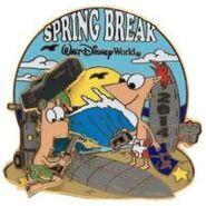 Spring Break Phineas Ferb