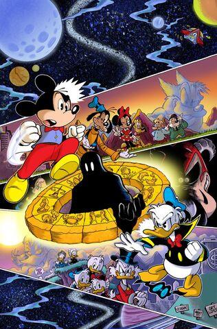 File:Walt Disney's Comics & Stories 721 cover.jpg