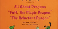 Walt Disney Presents All About Dragons