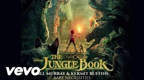 Bill Murray, Kermit Ruffins - The Bare Necessities