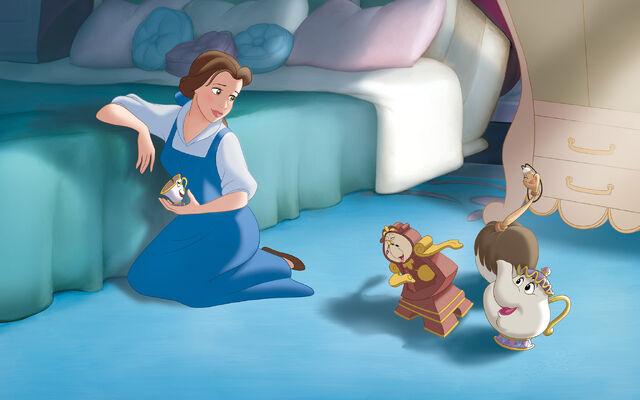 File:Disney Princess Belle's Story Illustraition 8.jpg