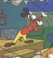 Mortimer in the Disney Comics