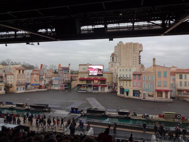 File:Moteurs... Action! Stunt Show Spectacular stage.jpg