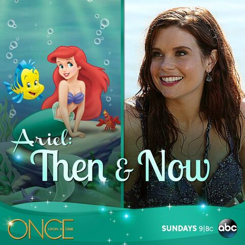 File:Once Upon a Time - Ariel - Then and Now.jpg