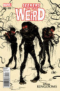Seekers of the Weird Cover 003 Variant Edition Cover