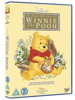The Many Adventures of Winnie the Pooh UK DVD 2014