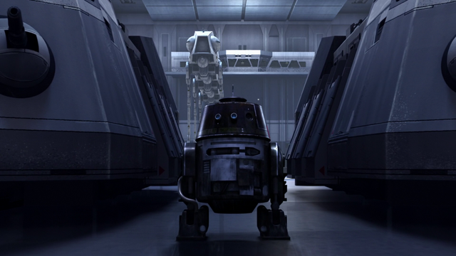 File:Chopper disguised as an Imperial Droid 1.png