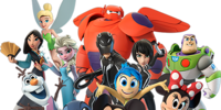 Disney INFINITY: 3.0 Edition/Gallery
