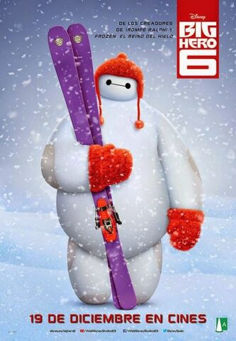 File:Big Hero 6 Baymax Skiing Poster.jpg