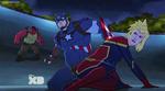 Captain America n Captain Marvel AUR 2