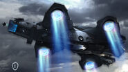 Captain America TWS -Helicarrier