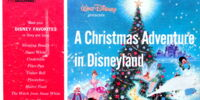 A Christmas Adventure in Disneyland